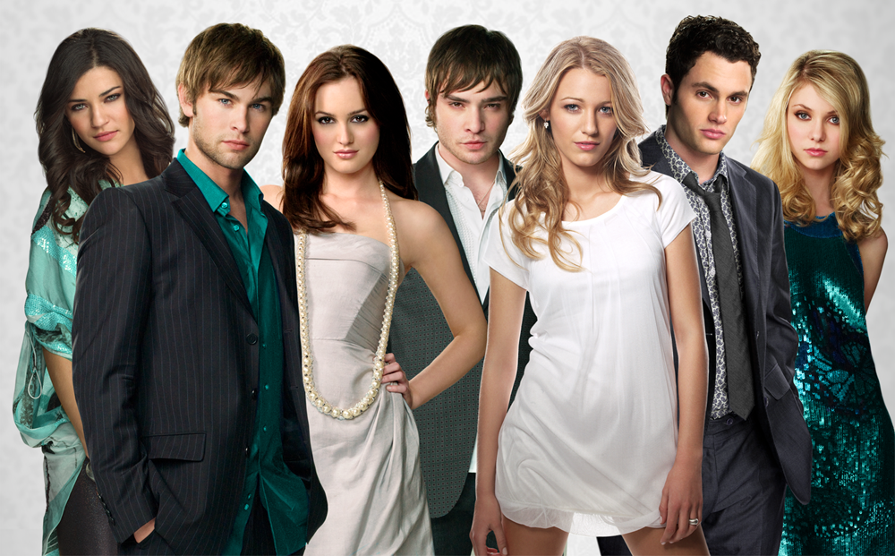 Cast of Gossip Girl from vidiot.com