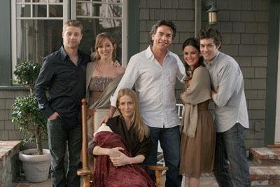 The OC Cast Farewell Photo