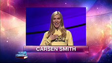 [Jeopardy! 2018 College Championship - Carson Smith]