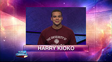 [Jeopardy! 2018 College Championship - Harry Kioko]