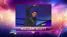 [Jeopardy! 2018 College Championship - William Scott]