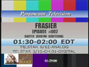 [Paramount Frasier Digital Feed]