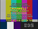 [Fox Roswell Feed Rescheduled]