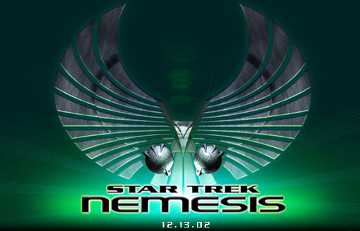 Mr. Video Productions Star Trek: Nemesis Page