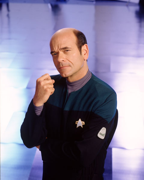 Star Trek: Voyager Cast - Robert Picardo